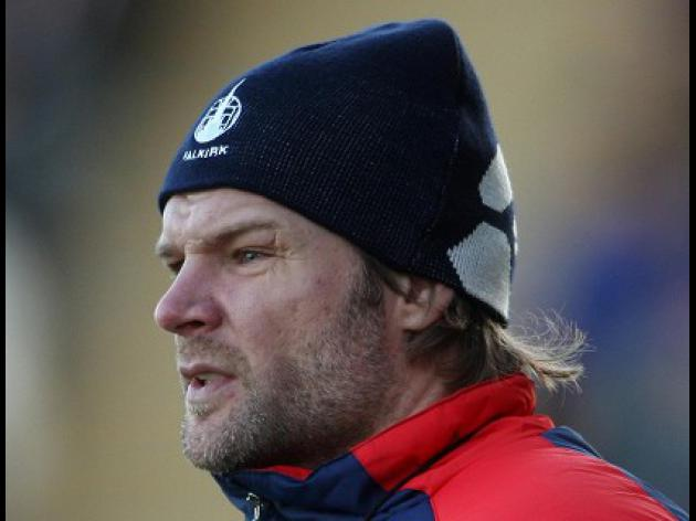 Steven Pressley named as Falkirk boss