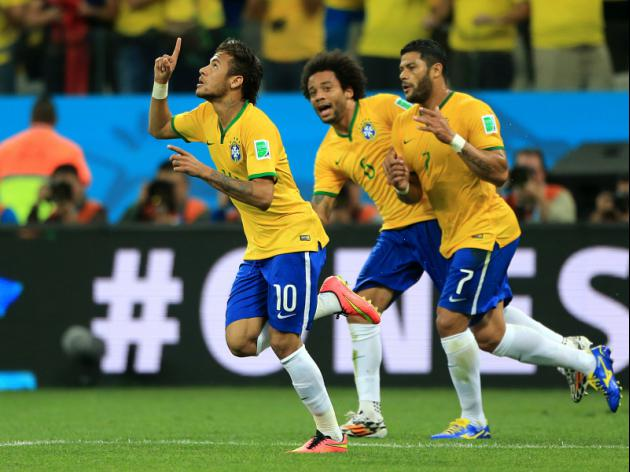 Winning ugly no issue for anxious Brazil