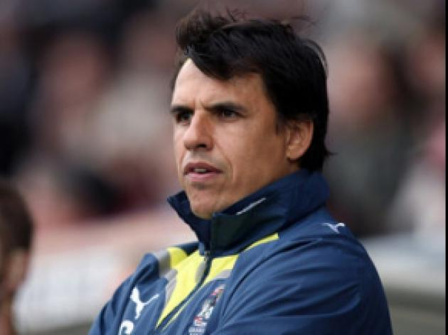 Coleman looking to boost squad