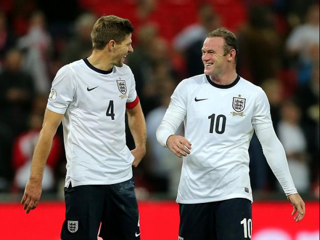 Rio backs Rooney to captain England