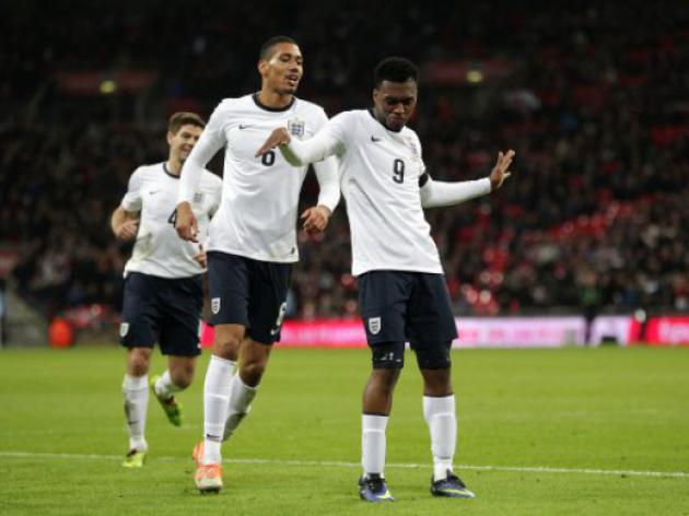 Sturridge header rewards rough-edged England