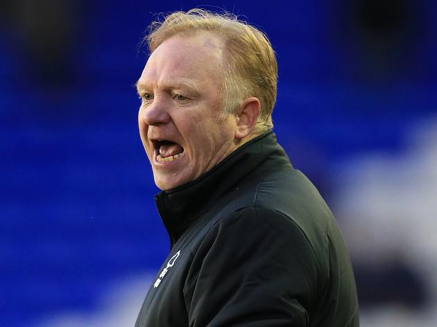 Alex McLeish leaves Nottingham Forest by mutual consent