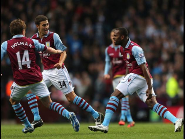 Tottenham 2-0 Aston Villa: Report