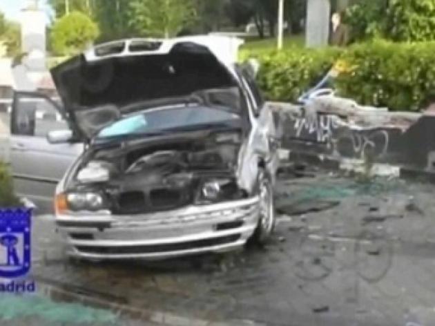 Plymouth Ct Car Crash