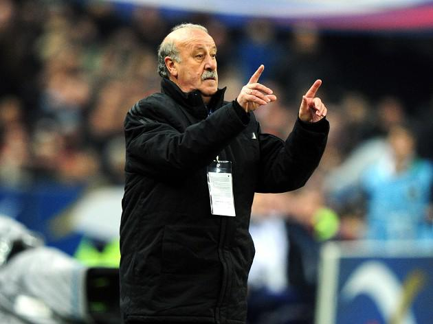 Vicente Del Bosque's most difficult task as Spain manager begins now
