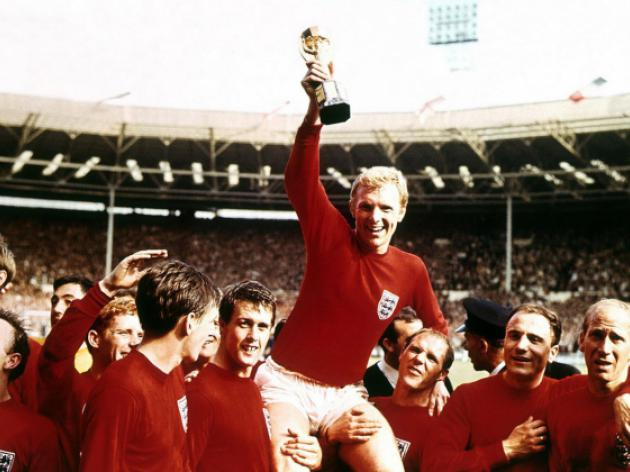 The Story Of The Jules Rimet Trophy