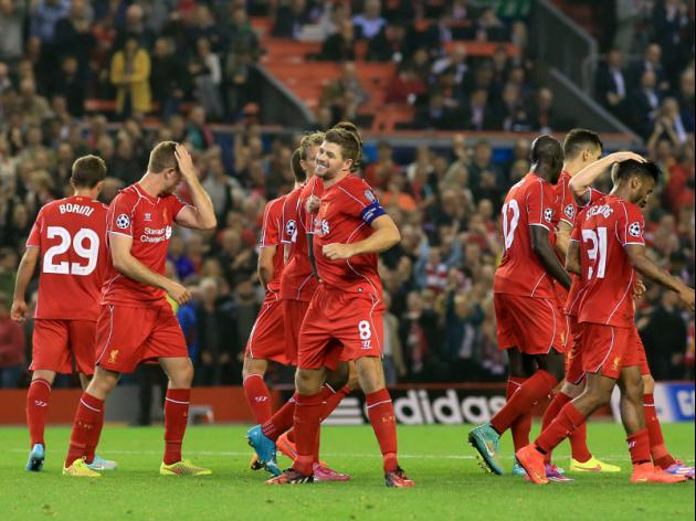 Liverpool making things work without Suarez: A Post Champion's League Night Review