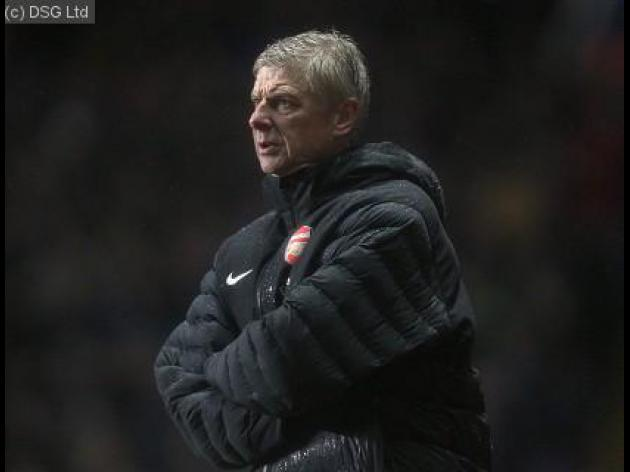 Arsenal manager Arsene Wenger tells players to utilise home advantage