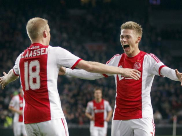 Ten things you should know about Arsenal target Davy Klaassen