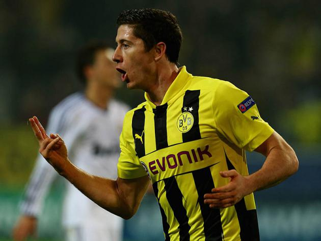 Manchester United target Robert Lewandowski may be a wanted man, but he won't come cheap!