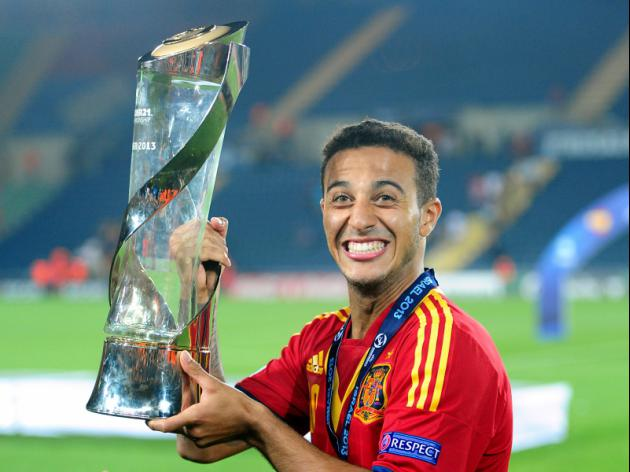 Blow for Spain as Bayern Munich star Thiago ruled out of World Cup