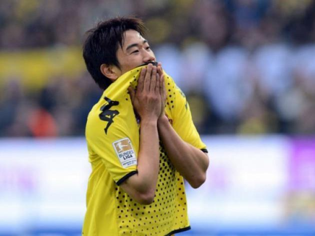Dortmund sign teenage Japan midfielder on loan