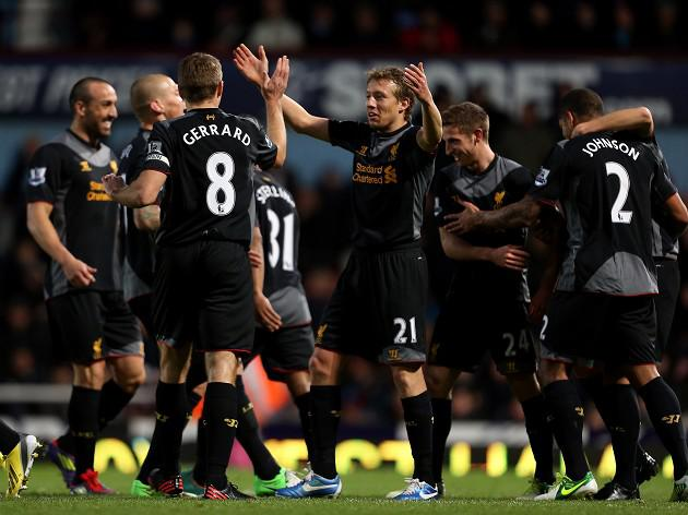 West Ham 2-3 Liverpool: Report