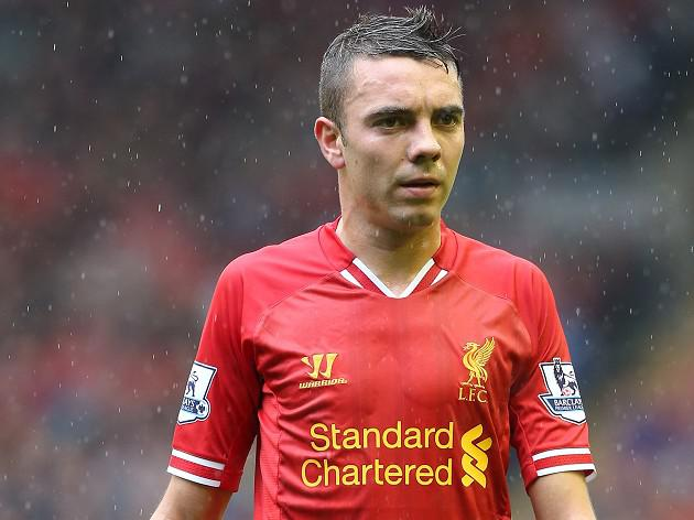 Aspas thrilled with first Liverpool goal