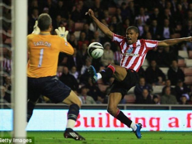 Sunderland 2 Birmingham 0: Henderson and Campbell on target