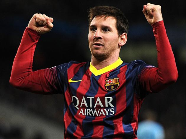 Messi signs new Barca deal