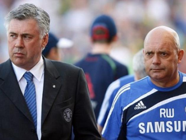 Ray Wilkins seals Chelsea pay-off over sacking