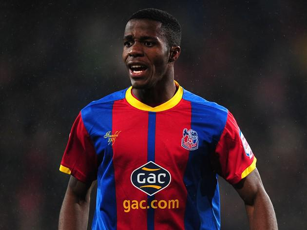 Wilfried Zaha set for Manchester United medical