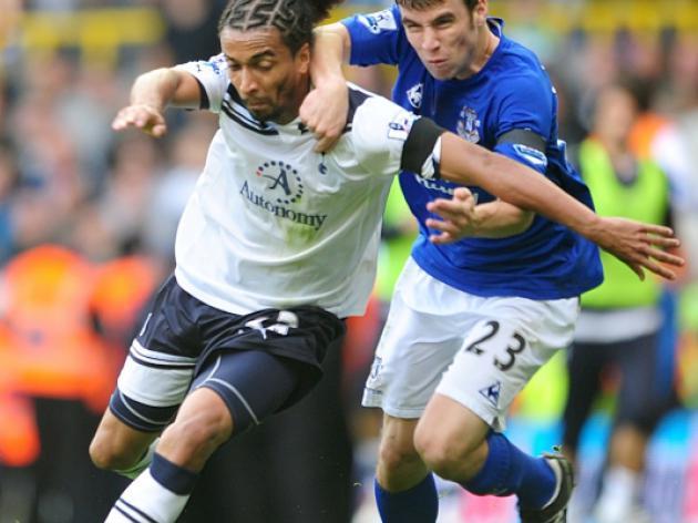 Tottenham Hotspur 1-1 Everton: Report