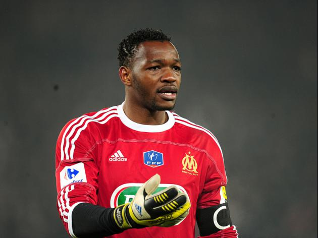 Mandanda could resume training mid-July
