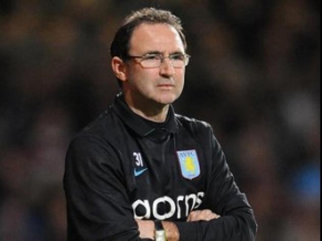 O'Neill hails Villa cup crusaders