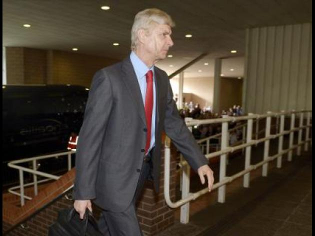The Gunner's cry: Mr. Wenger Just sign Somebody, anybody