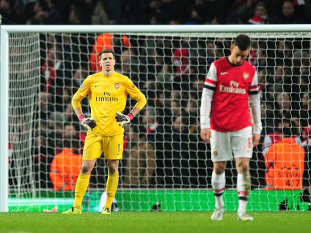 Arsenal need a great 'Sweeper Keeper'