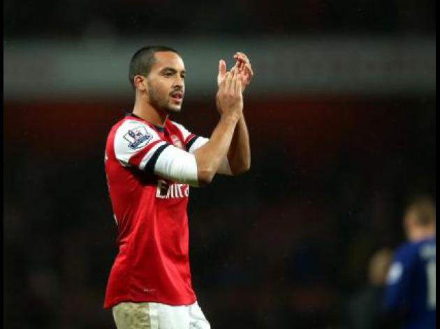 Walcott will be big miss - Parlour