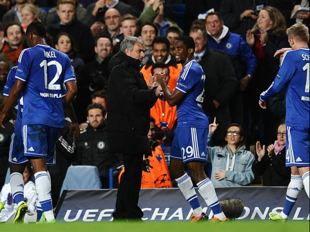 Eto'o calls Mourinho puppet in new attack