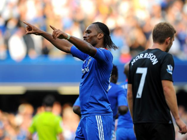 Chelsea 6-0 West Bromwich Albion: Match Report