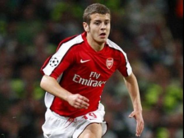 Clarets still chasing ace Wilshere