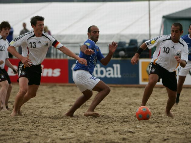 Match 1: Germany vs Azerbaijan, Division B, Friday, July 17