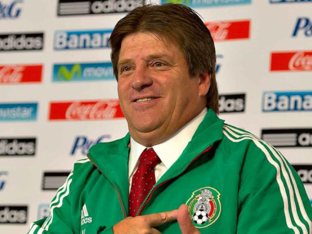 Mexico boss promises more of the same