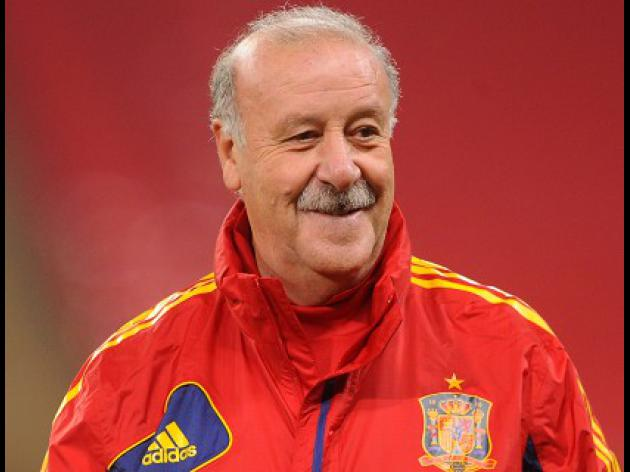 Del Bosque hears history calling