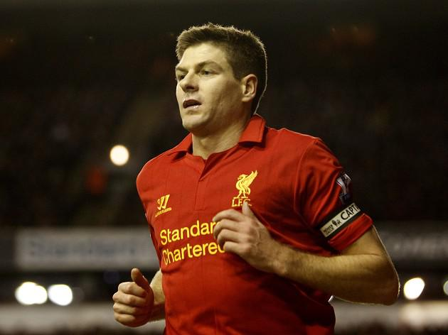 I'm getting back to my best says Liverpool captain Steven Gerrard
