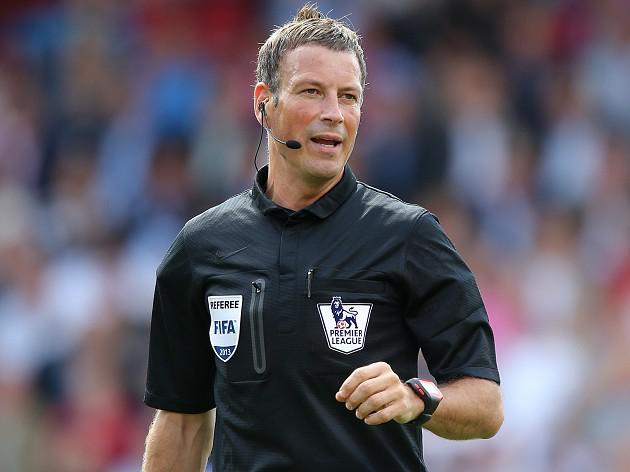 Clattenburg has no case to answer
