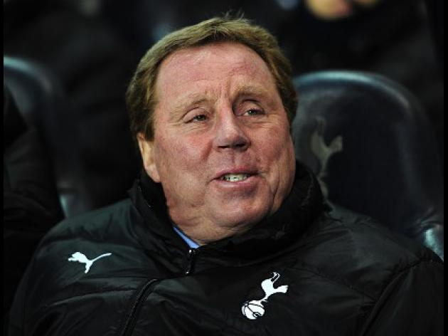 Redknapp not fazed by Spurs stutter