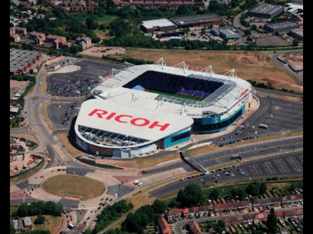 Coventry City turn down Ricoh Arena rent deal