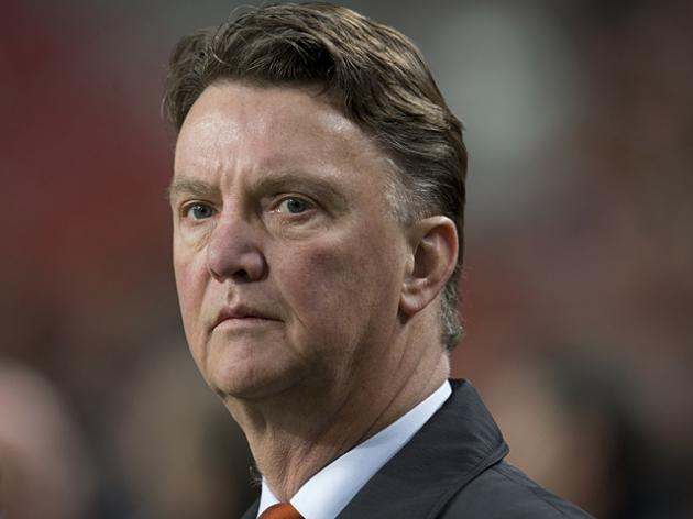 I want to win the Premier League says Holland coach Van Gaal