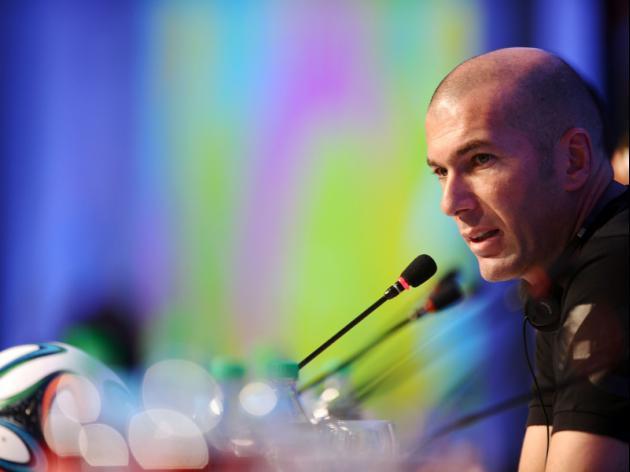 French legend Zidane set for Bordeaux
