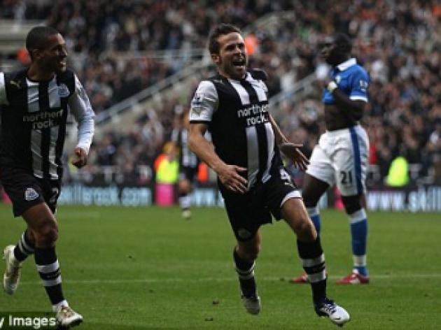 Newcastle's Yohan Cabaye dismisses Manchester United interest