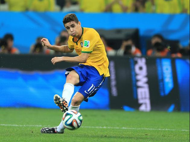 Scolari salutes 'fantastic' Oscar