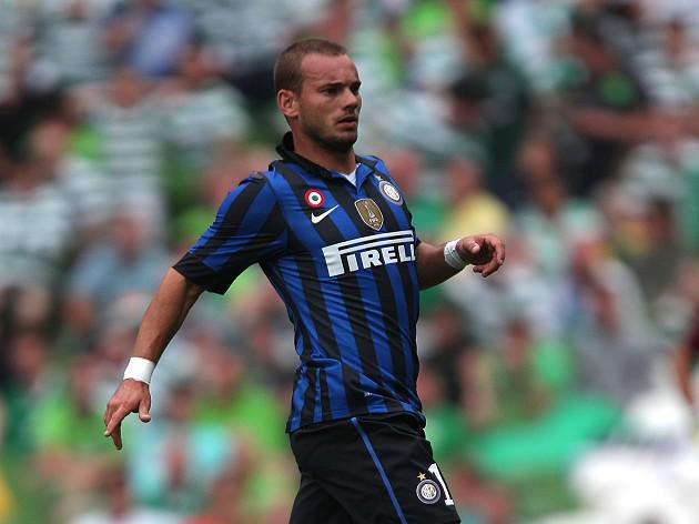 Gala agree deal for Sneijder