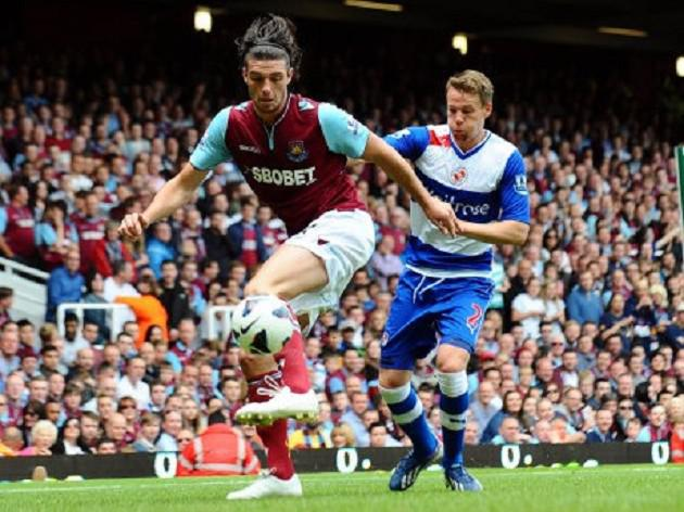 West Ham boss Sam Allardyce says, 'Carroll deal a priority'
