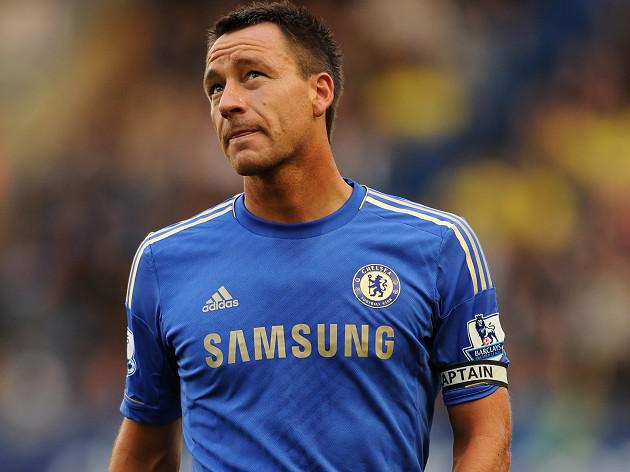 Chelsea captain John Terry ruled out of Club World Cup