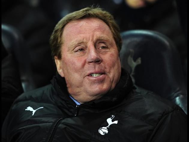 Redknapp open to Spurs talks