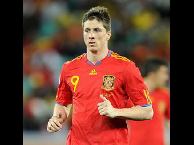 Torres anticipates Germany showdown