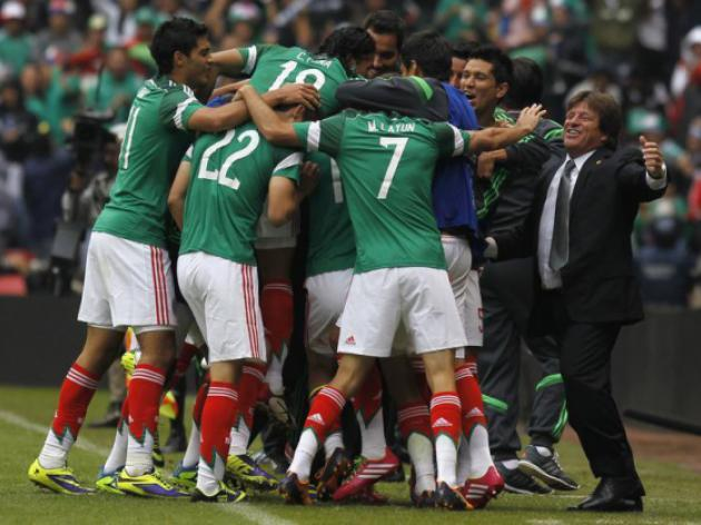 Mexico qualify for 2014 World Cup finals