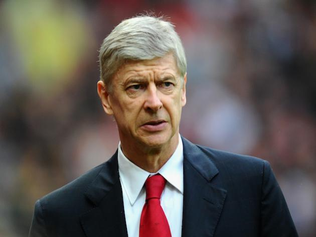 Gunners' character pleases Wenger