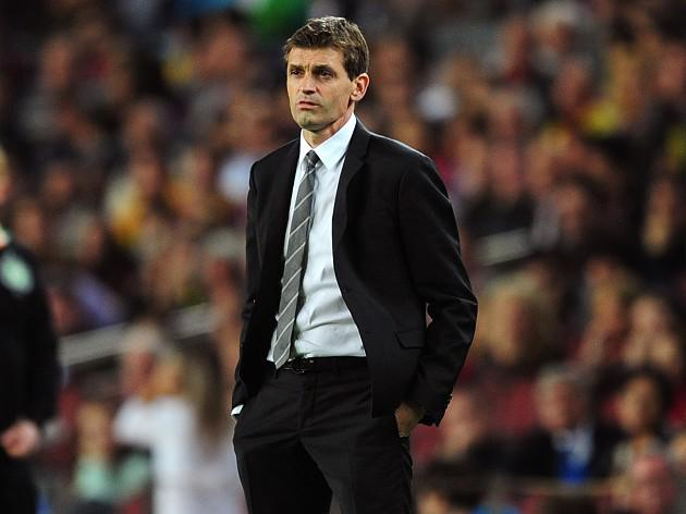 Vilanova back on bench for Barca